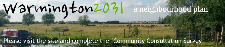 Warmington 2031 - A Neighbourhood Plan